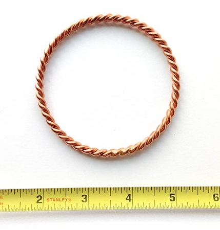 Tensor Ring (1/2 cubit)