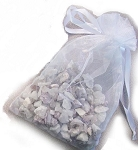 ANCHI Bath Crystals; 8 oz. in organza bag